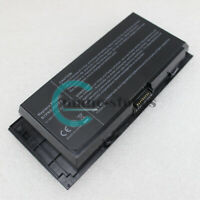 New 6Cell 5200MAH Dell Battery for Dell Precision M4600 M4800 M6600 M6800 FV993
