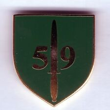 Royal Marine 59 Commando Lapel Badge