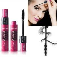 Black Lash Eyelash Extension 4D Fiber Mascara Long Curling Waterproof Eye Makeup