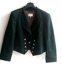 Damen Trachten Janker Jacke grün Gr. 42 v. Perry