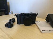 "Fujifilm Fuji X10 Digital Camera ""Excellent Condition"""