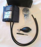 MEDLINE Pediatric Child Size Manual Blood Pressure Cuff With Case Black New