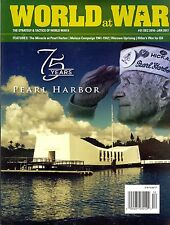 World At War Issue #51 Dec 2016/Jan 2017 MIRACLE AT PEARL HARBOR Warsaw Uprising