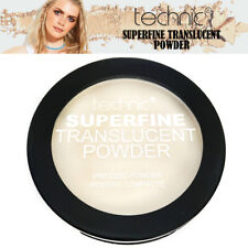 Technic Super Fine Translucent Matte Finish Pressed Powder Long Lasting Shine