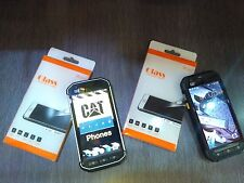 CAT S40 REIKO ( X1 PCS )TEMPERED GLASS SCREEN PROTECTOR