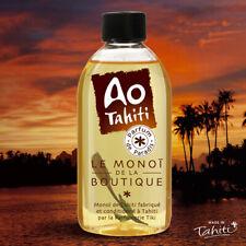 LE MONOI DE LA BOUTIQUE AO TAHITI 120 ML HUILE MONOÏ PARFUM DE PARADIS