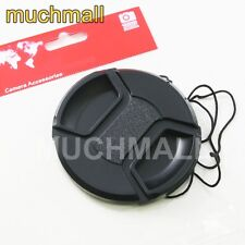 58mm 58 mm Center Pinch Snap On Front Lens Cap Cover for Canon Nikon Sony camera
