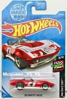 HOT WHEELS 2019 HW RACE DAY '69 CORVETTE RACER