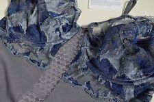 NWT La Perla Bodysuit Silk Oriental Suite Lace 75C Bustier Bra Italy DISCOUNTED!