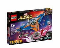 LEGO 76081 Marvel Guardians of the Galaxy Vol. 2 The Milano vs. The Abilisk
