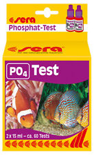 3er Pack sieri fosfato-test (po4), 3 x 15 ML
