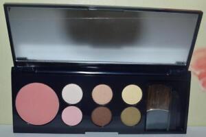ESTEE LAUDER Pink Kiss #02 Silky Blush & Sand #01/Sage #04 Signature EyeShadows