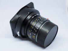 Leica ELMARIT-M 24mm f/2.8 Aspherical MF Lens (Black)