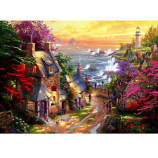 Landscape 1000 Piece Jigsaw Puzzle For Kids Adult Learning Education Game Toy US