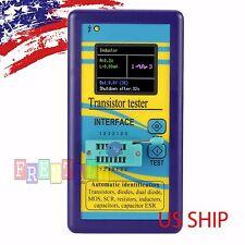 """B2 Color 1.8"""" TFT ESR Transistor Resistor Diode Capacitor Mosfet Tester"""