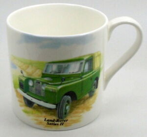 Land Rover Large Bone China Mugs ~ Choose from the drop down list