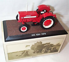 IHC 624 1970 Tractor New in Box 1-32 scale Atlas editions