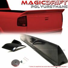 For 94-04 Chevy S10 TAILGATE Spoiler TOP Protector Truck Wing Cover Cap Molding