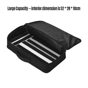 Big Size Guitar Effects Pedal Board + Pedalboard Carry Bag Case Durable AU Stock