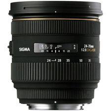 Refurbished Sigma 24-70mm F2.8 IF EX DG HSM Lens - Canon Fit