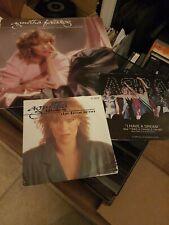 "AGNETHA FALTSKOG Wrap Your Arms Around Me LP Vinyl 12"" &x2 7"" ABBA +Heat JOB LOT"