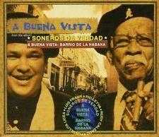Soneros de Verdad (Buena Vista) A buena vista (2000) [Maxi-CD]
