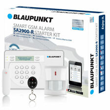 Blaupunkt Funk Alarmanlage Set SA-Serie SA2900R GSM Zentrale + Zubehör UVP 399?