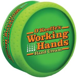 NEW O'KEEFFE'S 3500 3.4OZ WORKING DRY CRACKED HAND CREME AMAZING WORKS GREAT