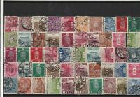 Japan early used stamps Ref 15863