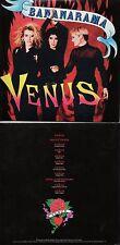 CD Single Bananarama VENUS  11-TRACK CARD SLEEVE   REMIXES