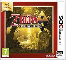 ZELDA A LINK BETWEEN WORLDS VERSIONE UFFICIALE ITALIANA  NUOVO SIGILLATO 3DS 2DS