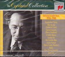 Copland Collection: Orchestral & Ballet Werke 1936 - 1948 - CD