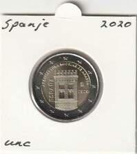 Spanje 2 euro 2020 UNC : Aragon