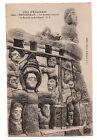 35 - cpa - ROTHENEUF - Les rochers sculptés - La famille de Rothéneuf (C4452)