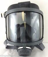Scott/SEA Domestic Preparedness Front Port 40mm NATO NBC Gas Mask -NEW