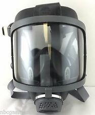 Scott/SEA Domestic Preparedness Front Port 40mm NATO NBC Gas Mask -NEW