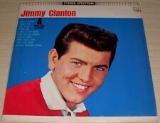 JIMMY CLANTON & BRISTOW HOPPER ALBUM 1964 STEREO SPECTRUM RECORDS DLP-176