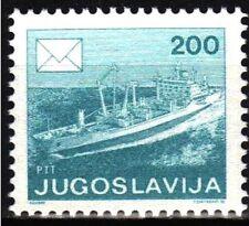 Jugoslawien Mi. 2176 Schiff **/MNH
