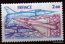 FRANCE SALON AERONAUTIQUE ESPACE   Yt Pa 54  neuf  scan haute def AD76