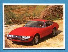 AUTO FLASH - Ed.COX - Figurina/Sticker n. 118 - FERRARI 365 GTB/4 -New