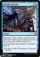METALLIC REBUKE Aether Revolt Magic MTG cards (GH)