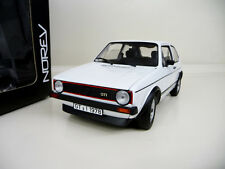 1:18 Norev VW Golf 1 GTI 1977 weiss Limited Edition 1000 pc. NEU NEW