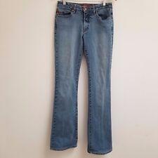 PARASUCO Vintage Stretch Boot Cut Light Blue Jeans Sz 9/34