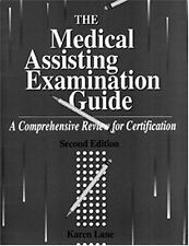 Medical Assisting Examination Guide: A Comprehensive Review for Certification, L