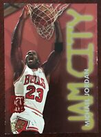 1995 Fleer Ultra Jam City Michael Jordan #3