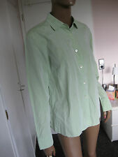 Strenesse  exclusive Bluse grün 40/42