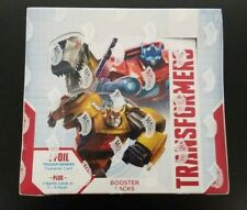 Transformers Trading Card Game TCG Base Set Booster Box Sealed 30 packs
