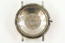 USED GLYCINE VACUUM 34.4MM SWISS WATERPROOF STAINLESS STEEL WATCH CASE