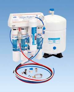 Ultra High Purity Reverse Osmosis Water Filter with Alkaliser - Undersink