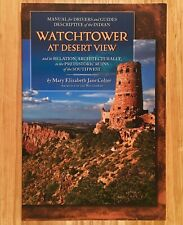 WATCHTOWER AT DESERT VIEW by Mary Elizabeth Jane Colter